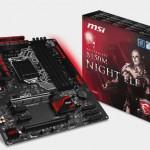MSI INTRODUCE THE B150M NIGHT ELF AND Z170I GAMING PRO AC