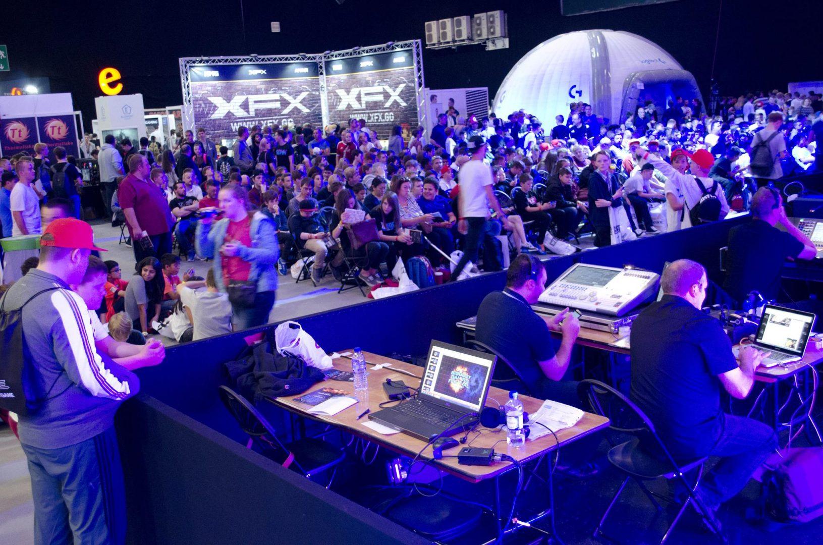 Multiplay Insomnia Gaming Festival I55_56