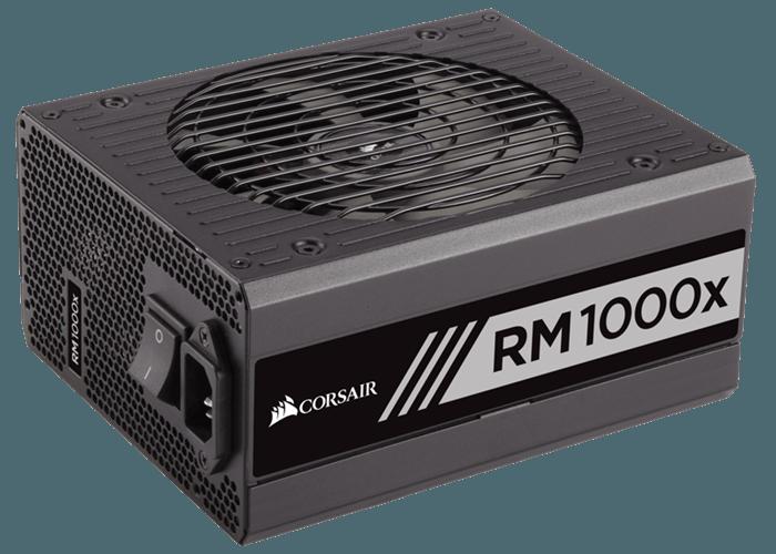 Corsair unveils new RMx PSUs