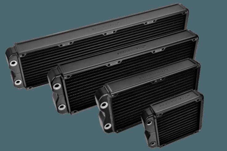 Thermaltake Pacific RL140, 280, 420, 560 Radiators