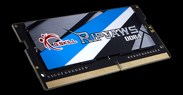 G.SKILL Announces Ripjaws DDR4 SO-DIMM  Up to 2800MHz 64GB (4x16GB) Ultra Speed