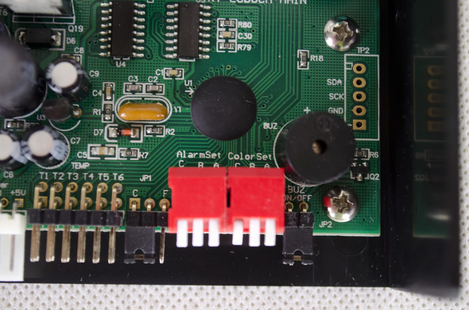 REEVEN SIX EYES TWO Fan Controller Review_15