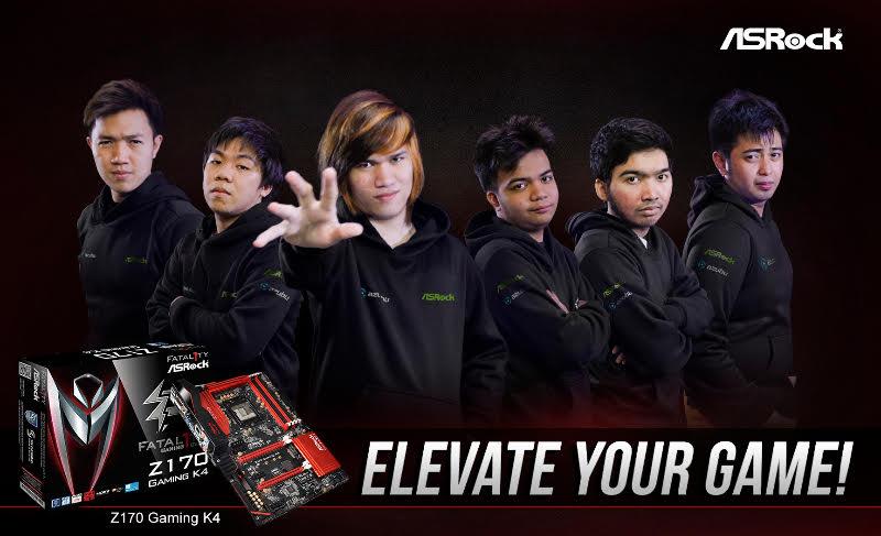 ASRock Announces Sponsorship of Philippine TNC Pro Team!