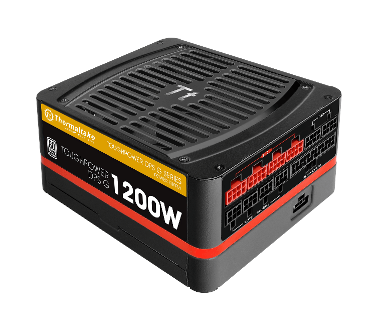 Thermaltake Toughpower DPS G Platinum Series Smart Power Supply Unit with Smart Power Management (SPM) Platform
