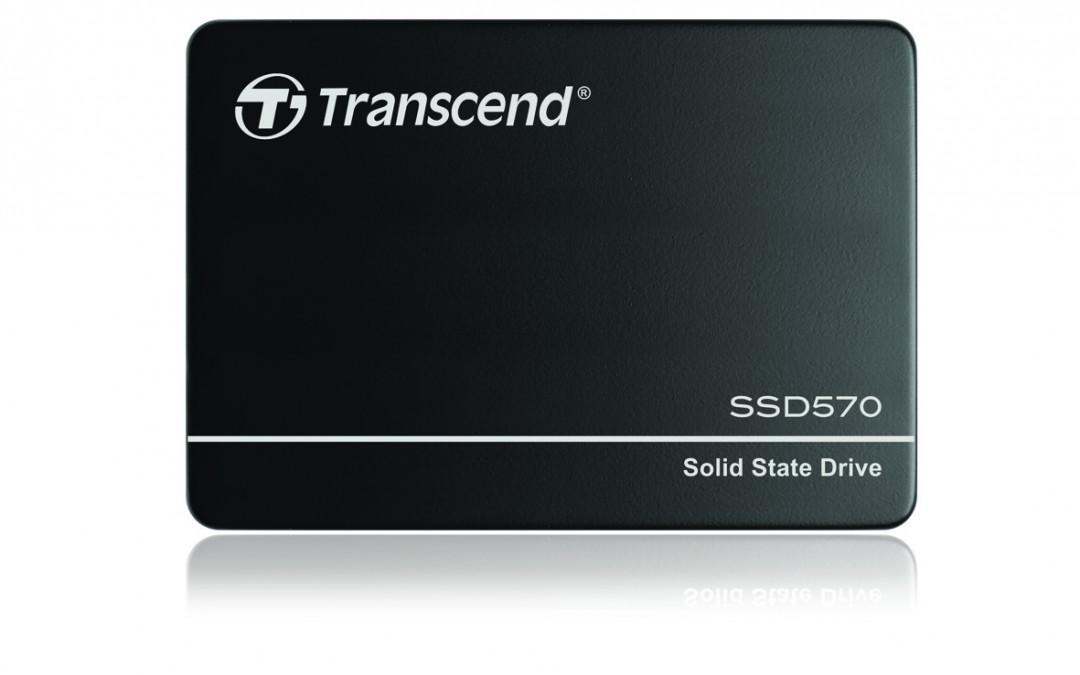 Transcend Announces 2.5″ SATA III SSD570 Solid State Drive