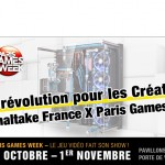 Thermaltake and Top French E-tailer LDLC Debuts at Paris Games Week 2015
