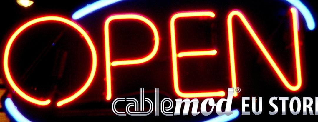 CableMod Opens EU Store