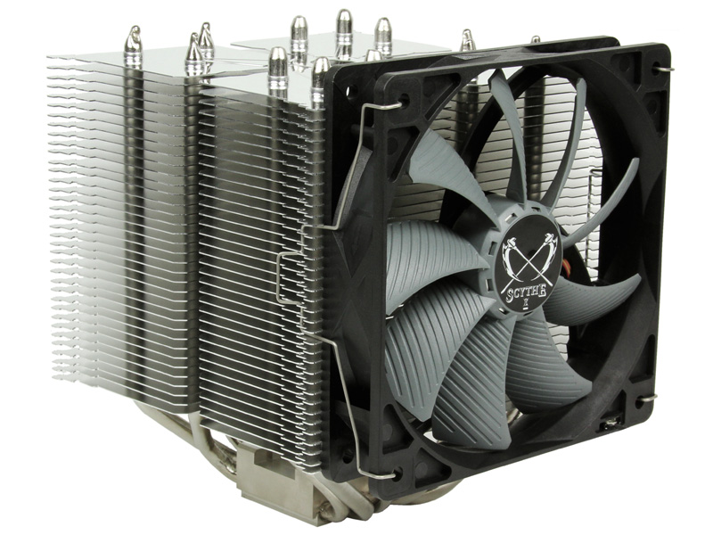 Scythe Presents New Ninja 4 CPU Cooler
