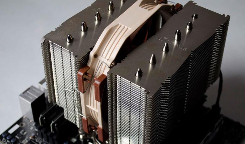 Noctua NH-D15S CPU Cooler Review