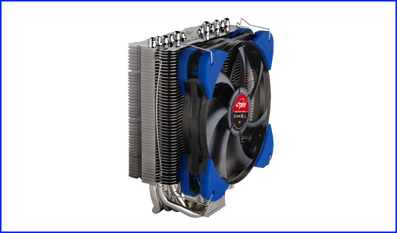 Spire CoolGate 2.0 CPU Cooler Review