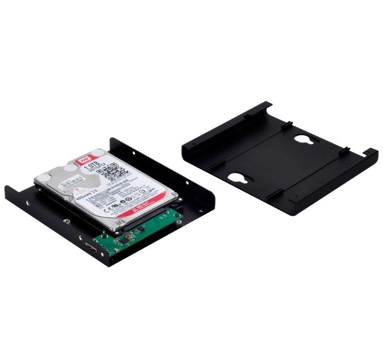 SilverStone Release the PTS01 NUC Storage Enclosure