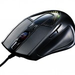 01. Ergonomic palm grip mouse designed for FPS gaming
