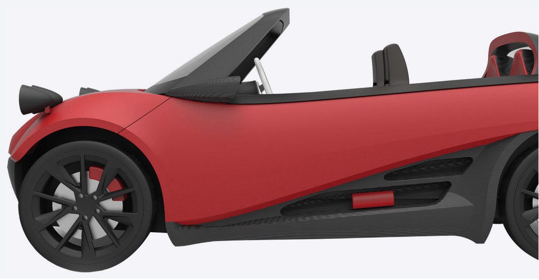 3D Printed Cars? Yes Please!