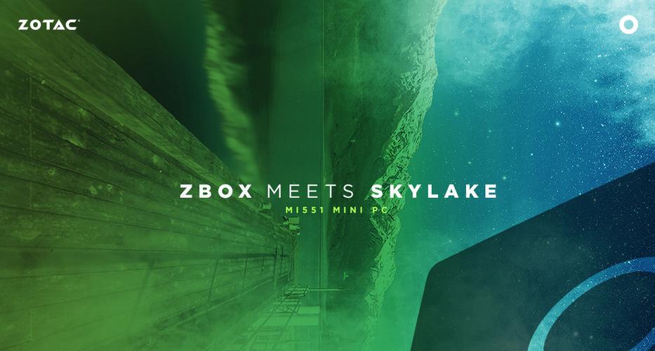 Meet Zotac's New Skylake powered Zbox Mini PC