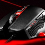MSI INTRODUCE INTERCEPTOR DS300 GAMING MOUSE