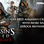 ASRock Extends Assassin's Creed Promotion With Motherboards