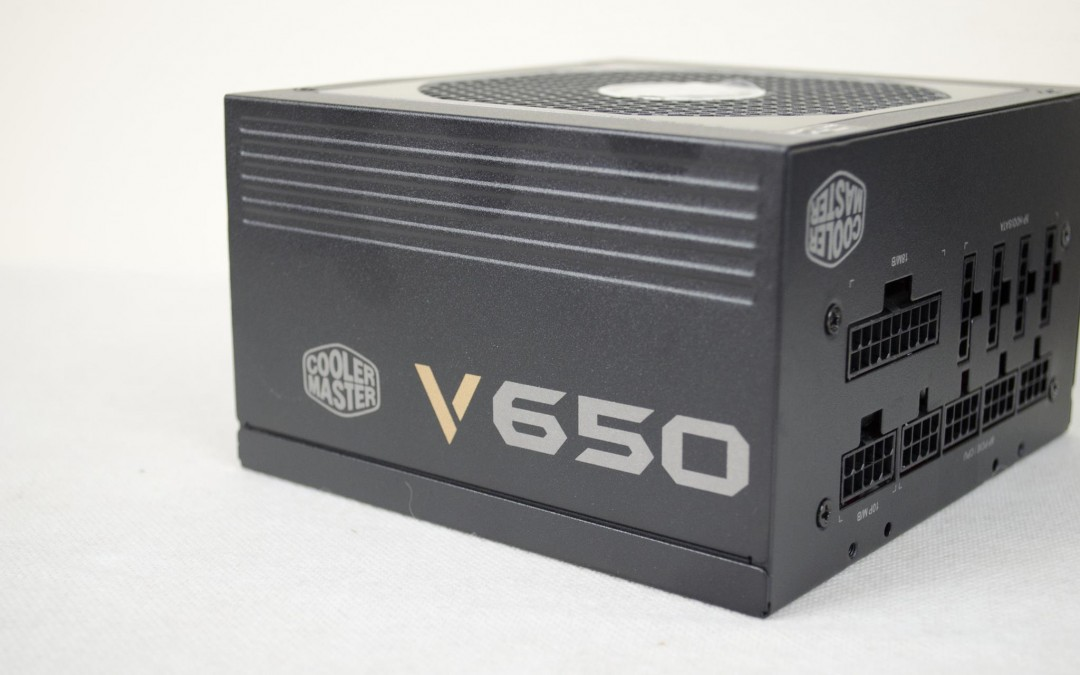 Cooler Master  V Series PSU 650W Overview