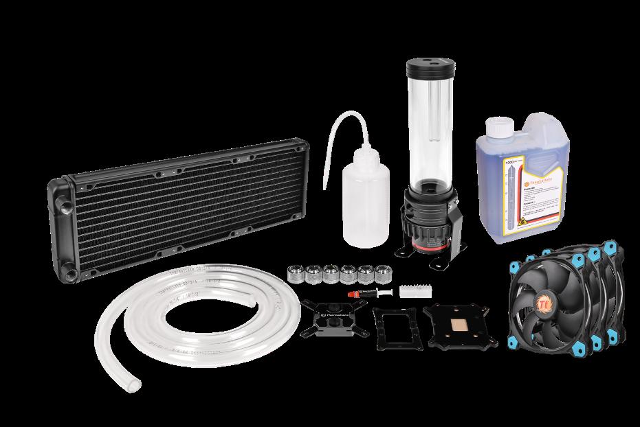 Thermaltake Pacific R360 Water Cooling Kit_1