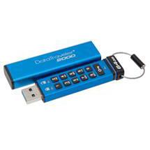 Kingston Digital Ships Encrypted USB with Keypad Access