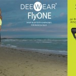 Deewear is having a 10% off sale on their FlyONE Sport Bluetooth Headpohones