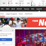 ESPN Now Has Dedicated eSports Tab On Website