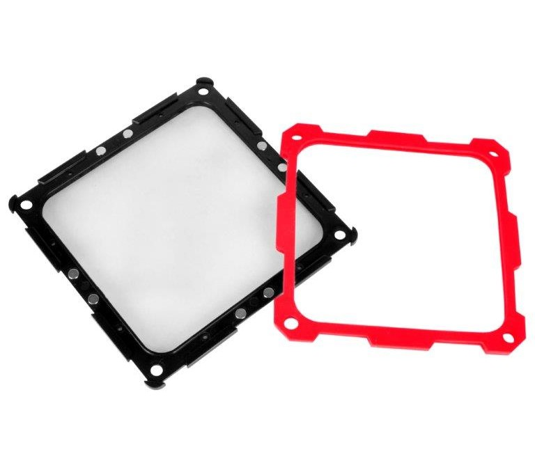 SilverStone Release The FF124-E Fan Filter