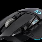 Logitech Announces New G502 Proteus Spectrum Gaming Mouse