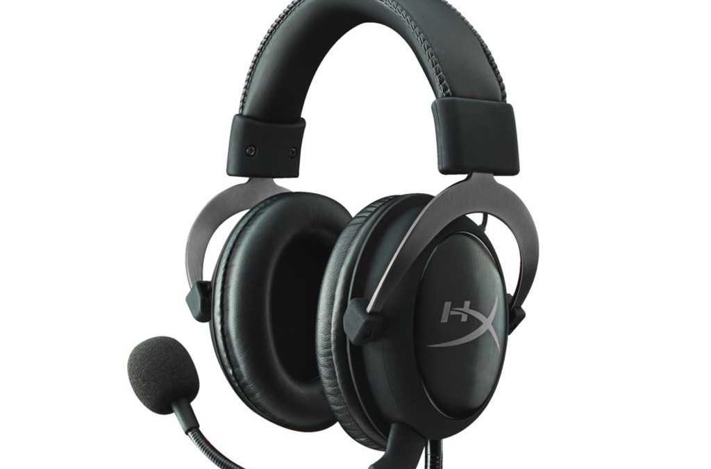 HyperX Now Official Licensed Headset for Xbox One