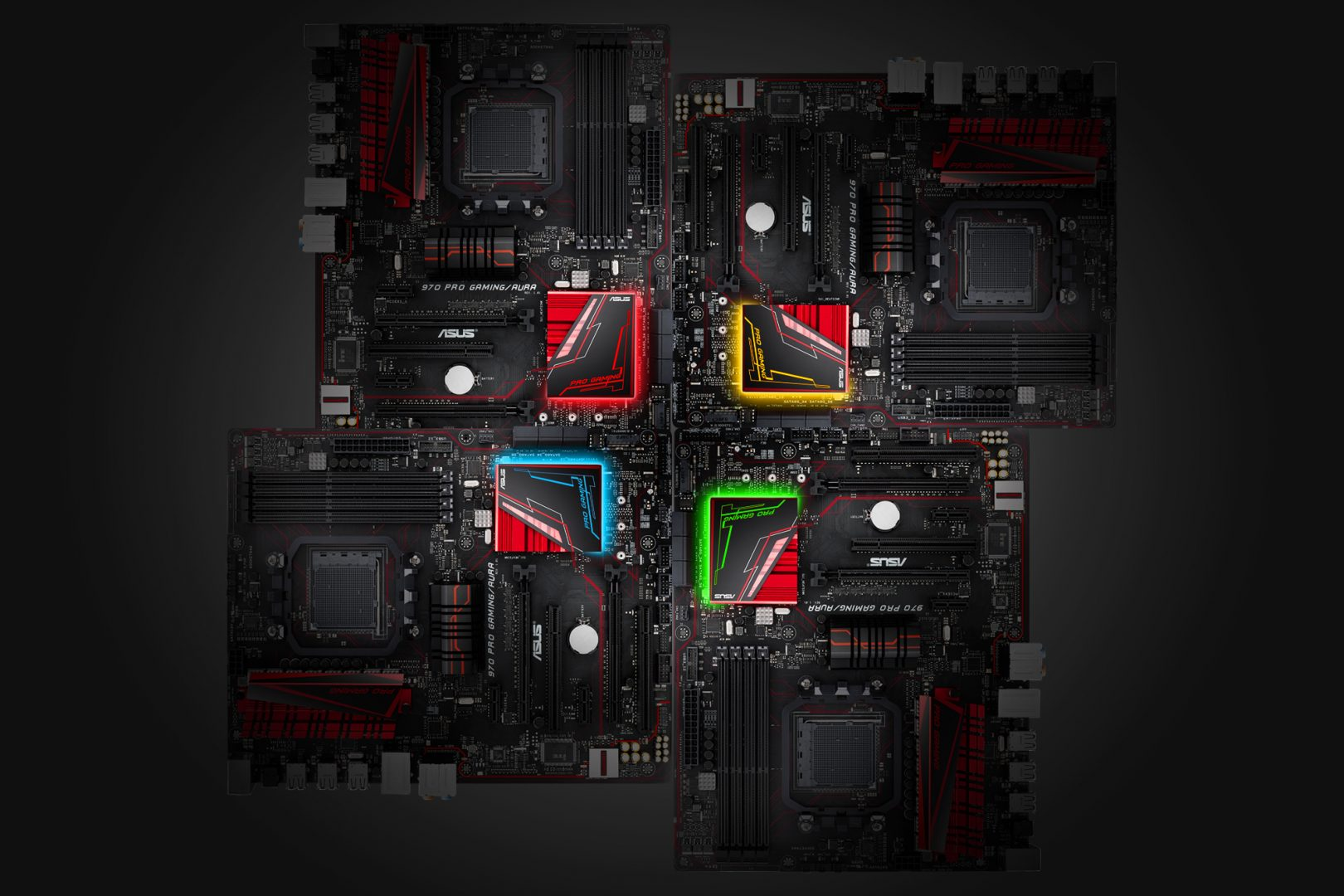 970 pro gaming_aura_RGB