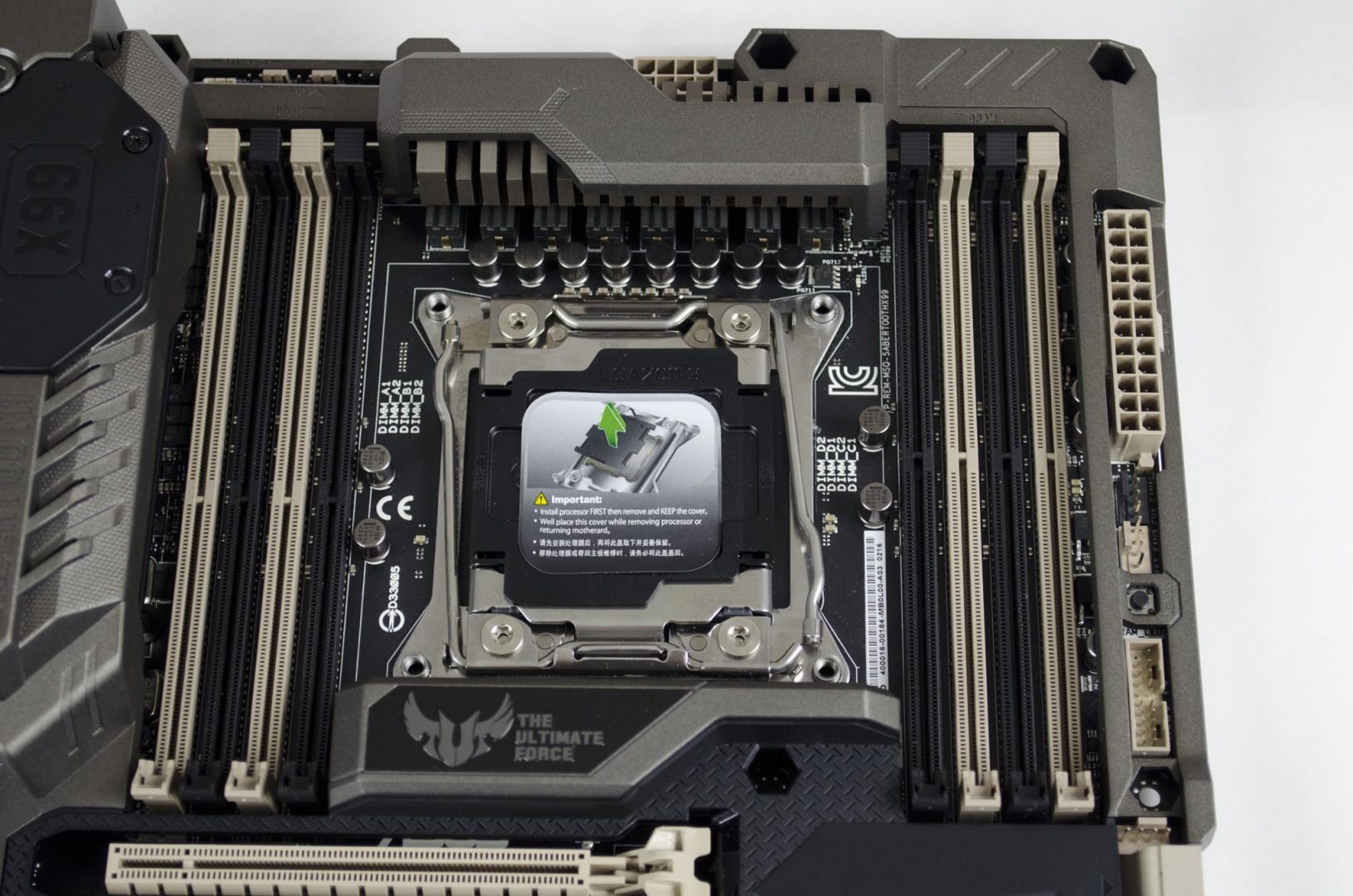 ASUS X99 Savertooth Motherboard Review_8