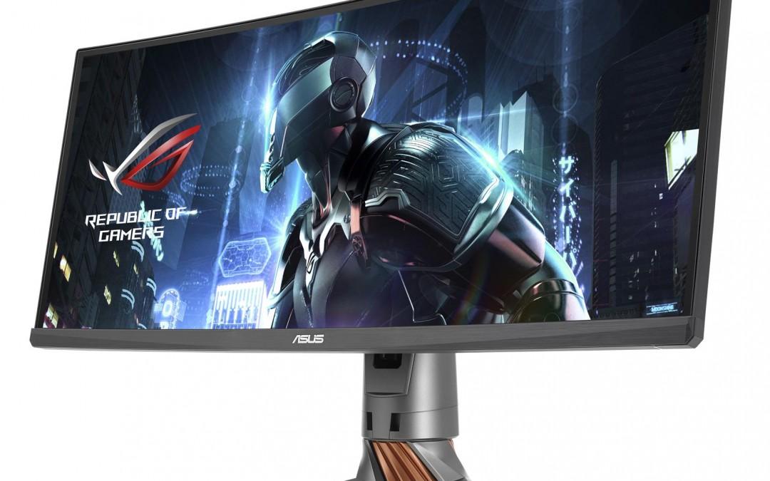 ASUS Republic of Gamers Announces Swift PG348Q