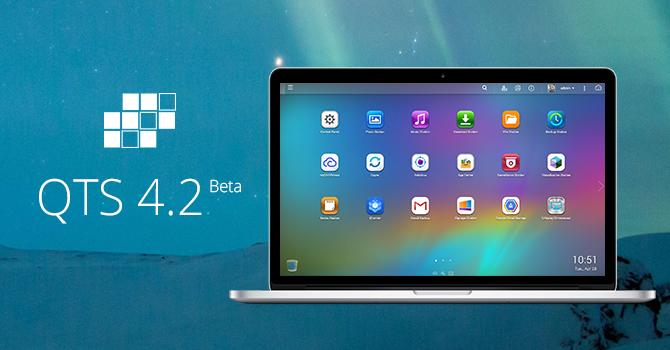 QNAP Releases QTS 4.2 Beta