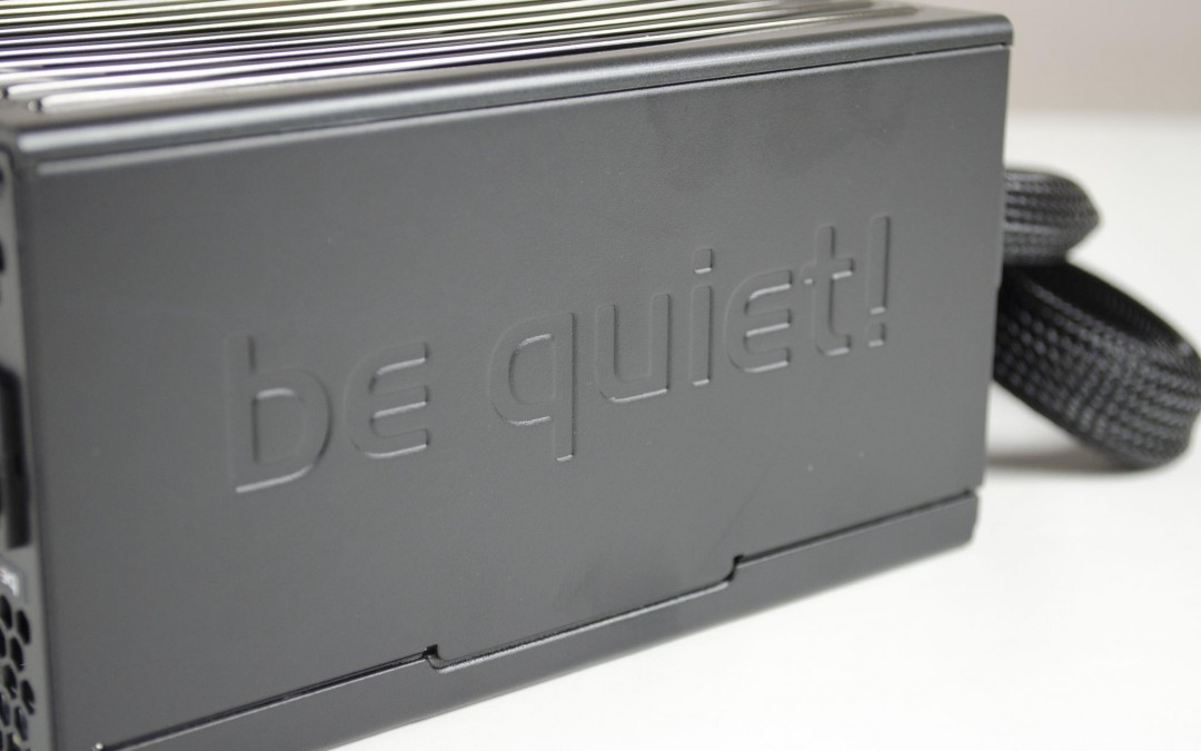 be quiet! Straight Power 10 600W Power Supply Overview