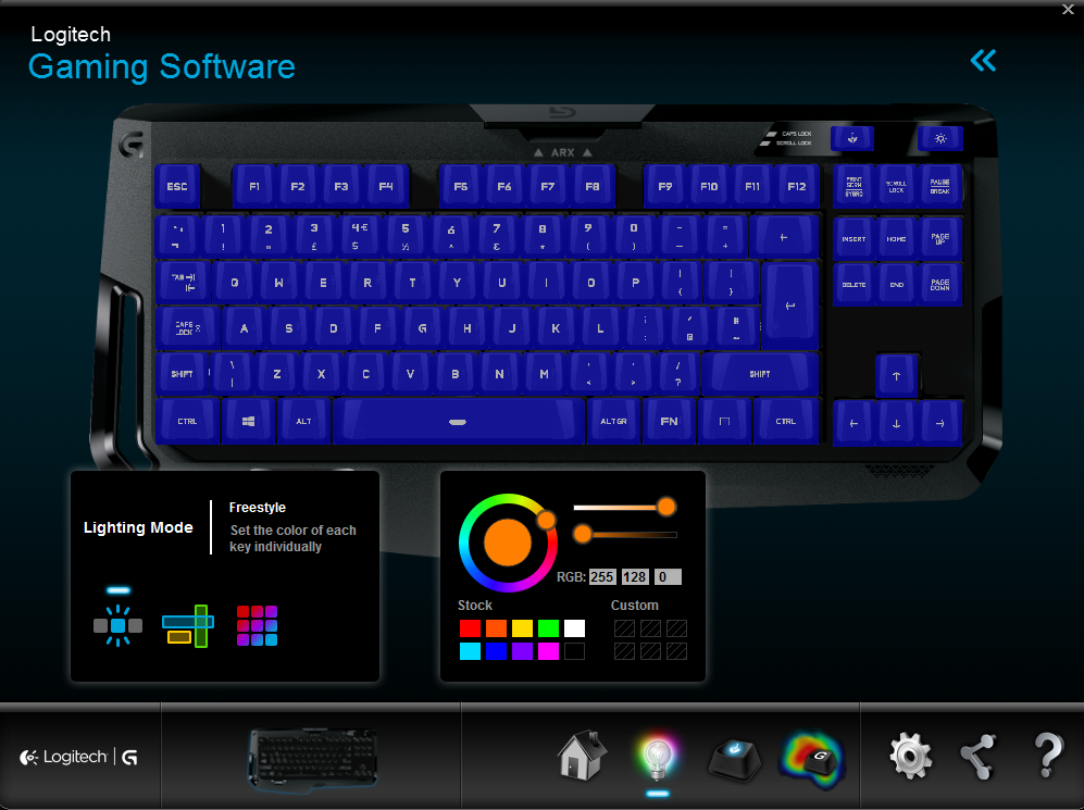 logitech g410 software1