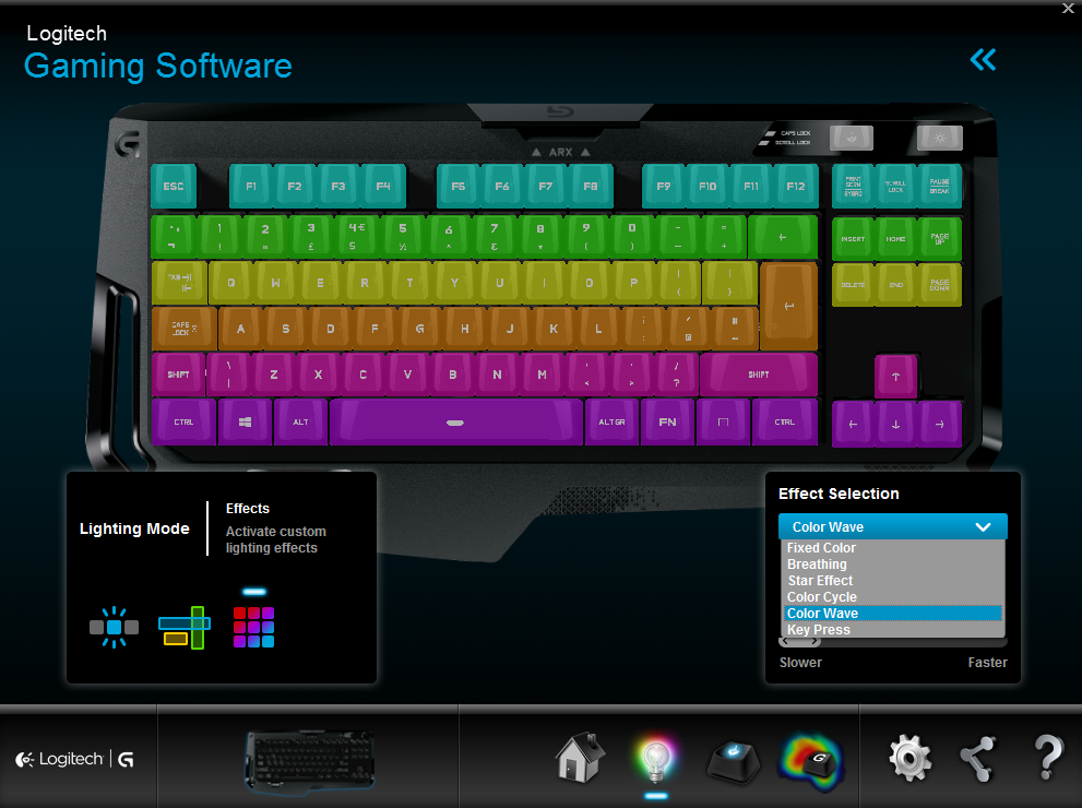 logitech g410 software3