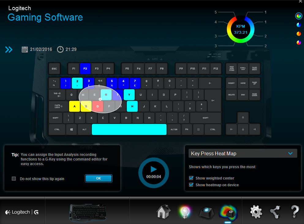 logitech g410 software5