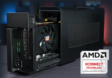 AMD Revolutionizes External GPUs for Notebooks with AMD XConnect™ Technology in Collaboration with Intel and Razer