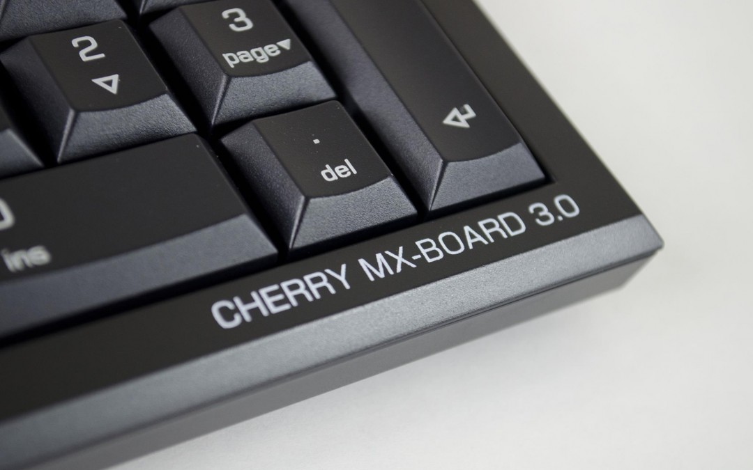 Cherry MX-Board 3.0 Mechanical Keyboard Review