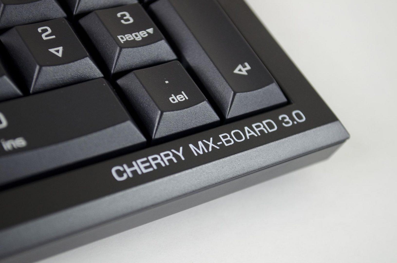 Cherry MX-Board 3.0 Mechanical Keyboard Review