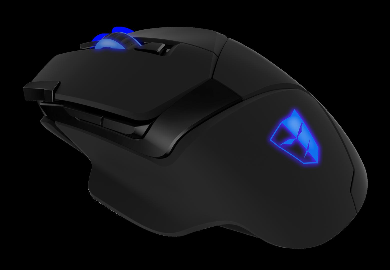 TESORO Launches Advanced Ascalon H7L Infrared Optical Sensor Gaming Mouse