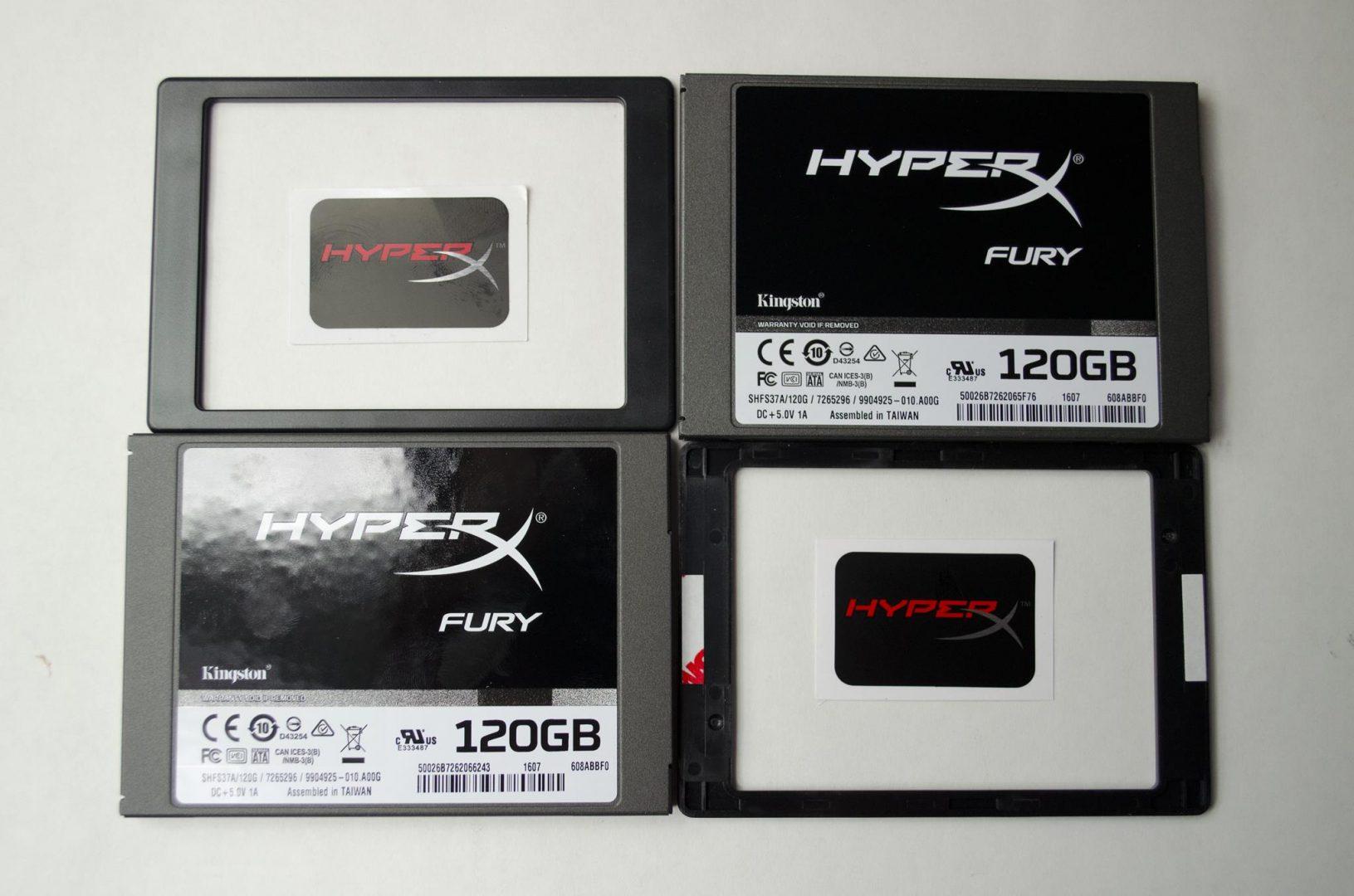 HyperX Fury SSD 120GB _1