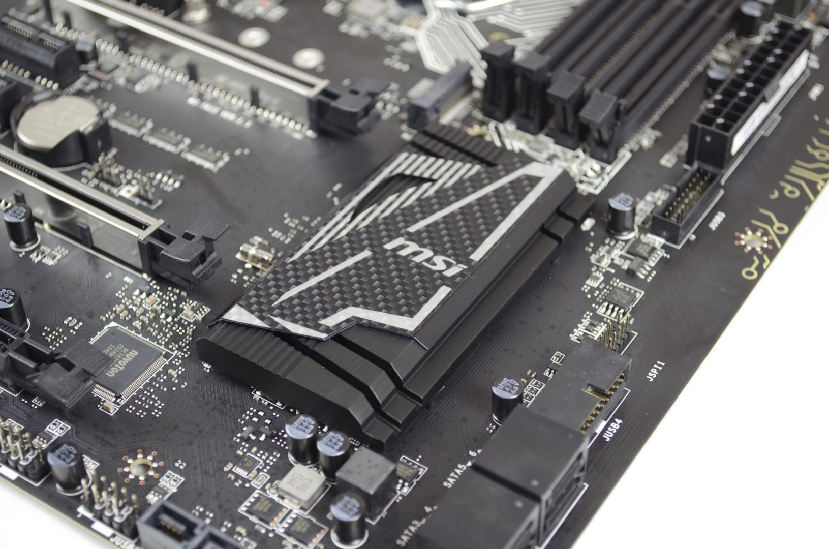 MSI Z170A Gaming Pro Carbon Motherboard Review