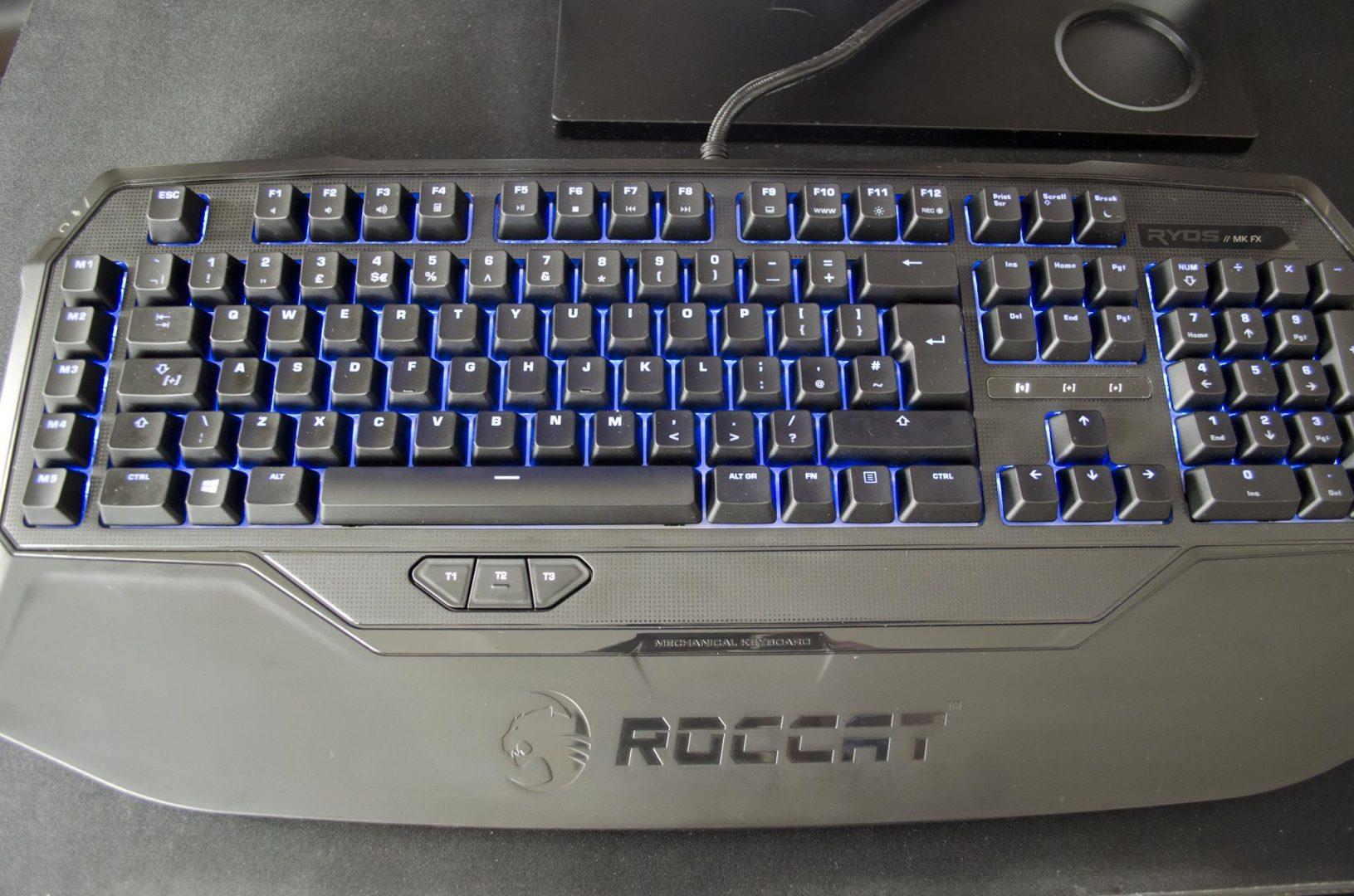Roccat Ryos MK FX Mechanical Keyboard_1