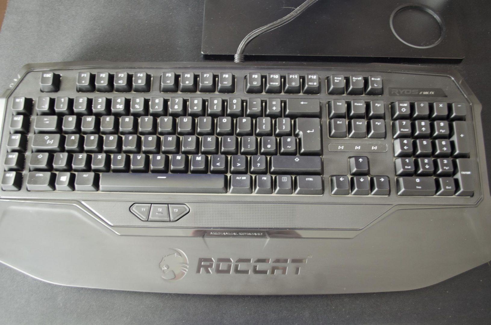 Roccat Ryos MK FX Mechanical Keyboard_11