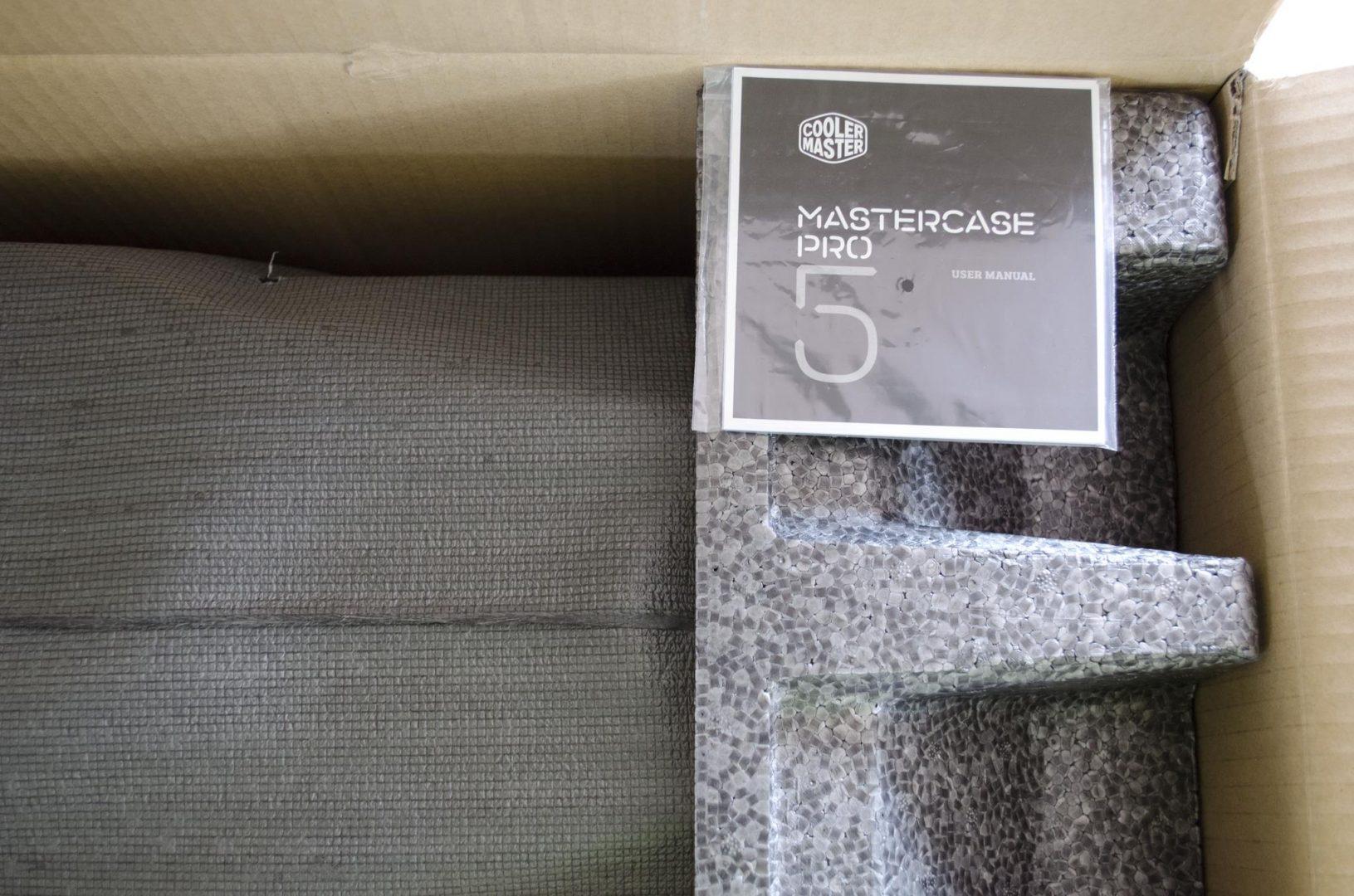 cooler master mastcase pro 5