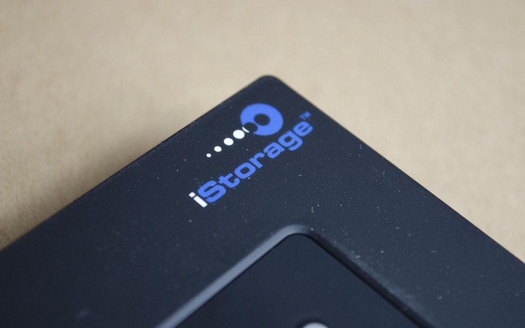 iStorage diskAshur 128GB SSD Pro Review