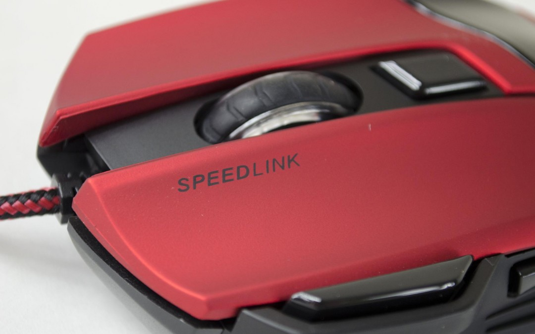 SPEEDLINK DECUS Gaming Mouse Review