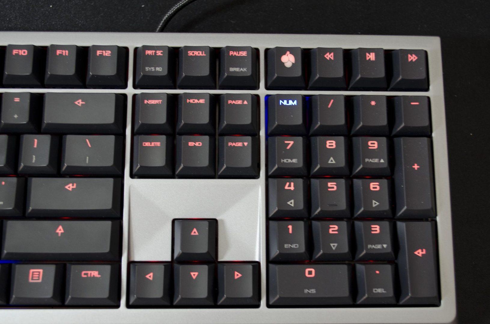 cherry mx-board 6 mechanical keyboard review
