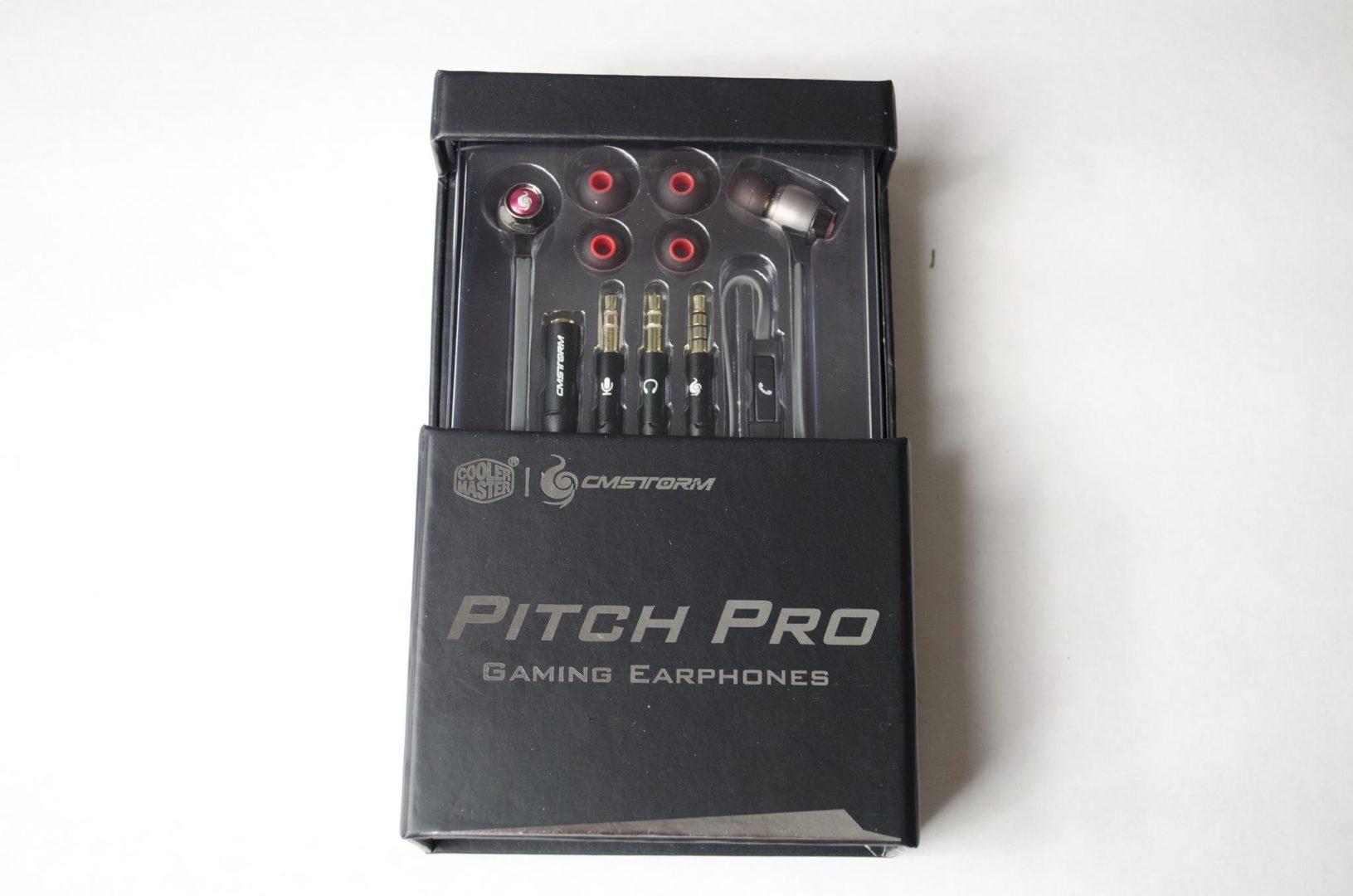 cm storm pitch pro headset