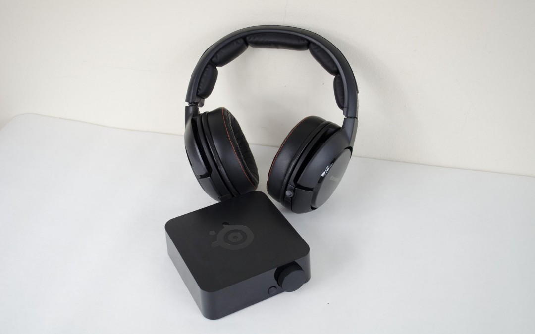 SteelSeries Siberia 800 Wireless Gaming Headset Review